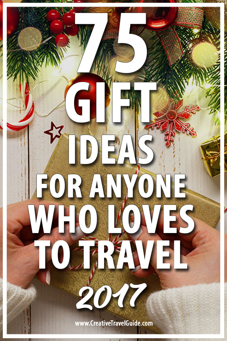 75 gift ideas for anyone who loves to travel