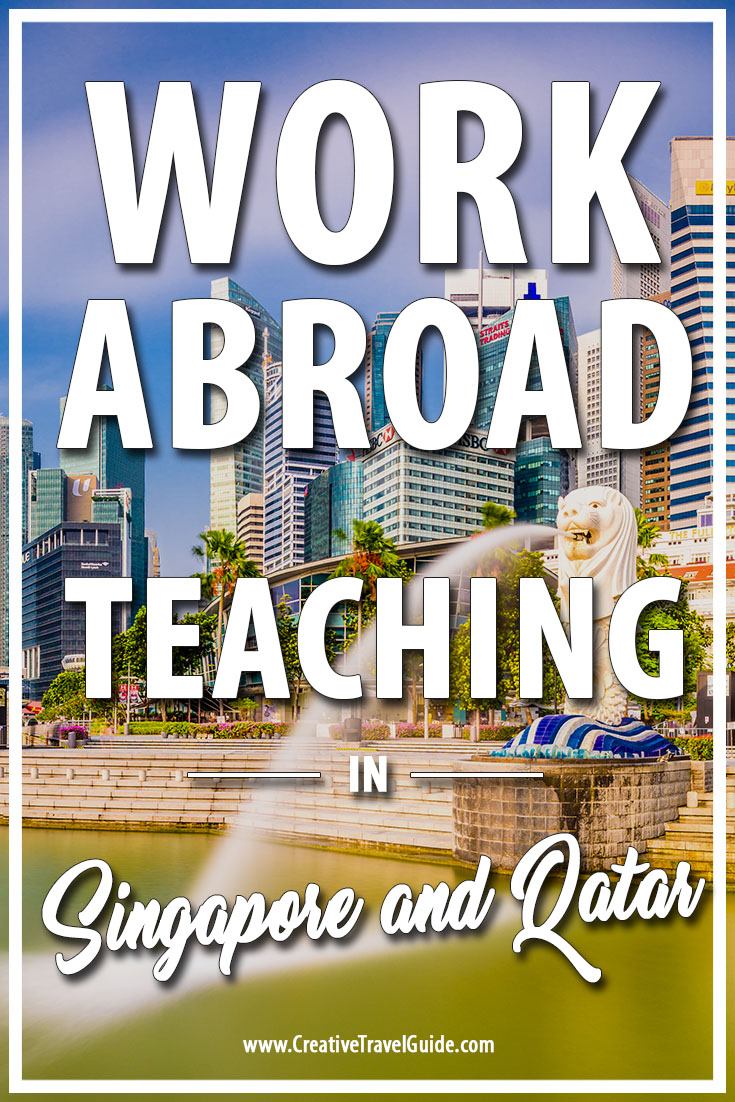teaching in singapore and qatar