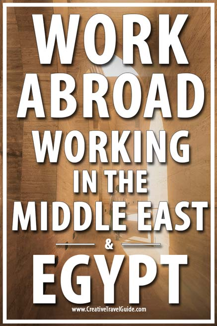 Working in the Middle East