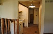 Laundry closet/ hallway