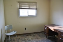 bedroom 1 (office)