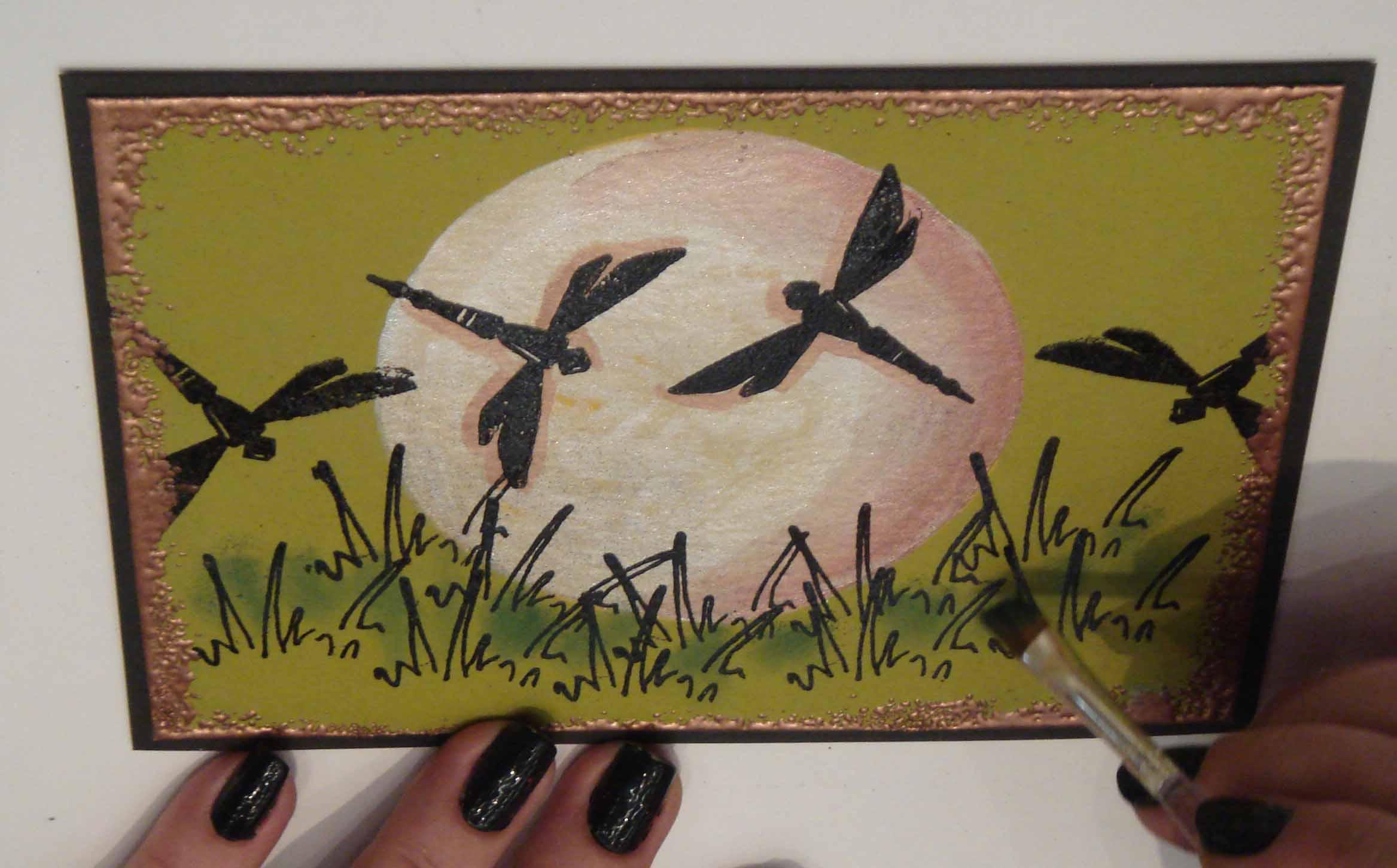 carson safire close up card