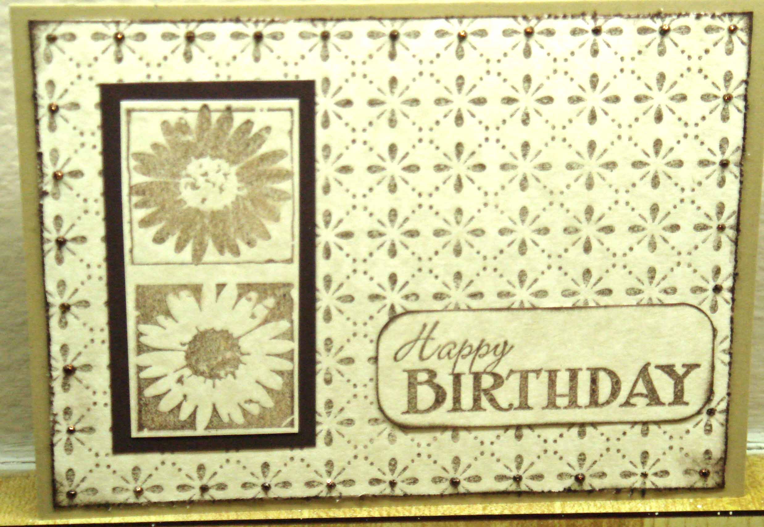 flower grid bkgrd birthday