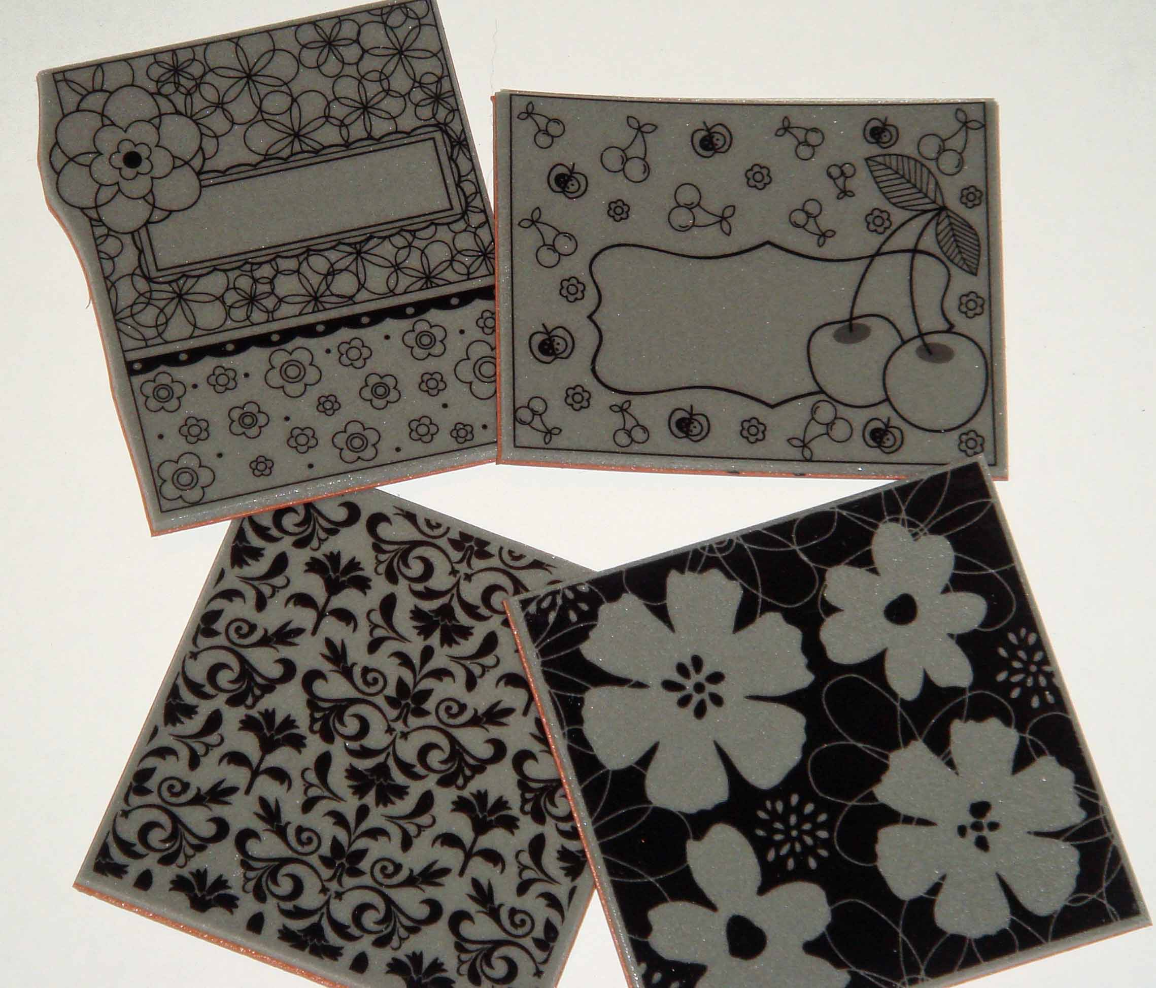 cling hero stamps