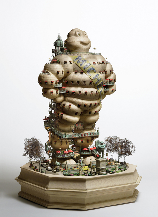 michelin man hotel