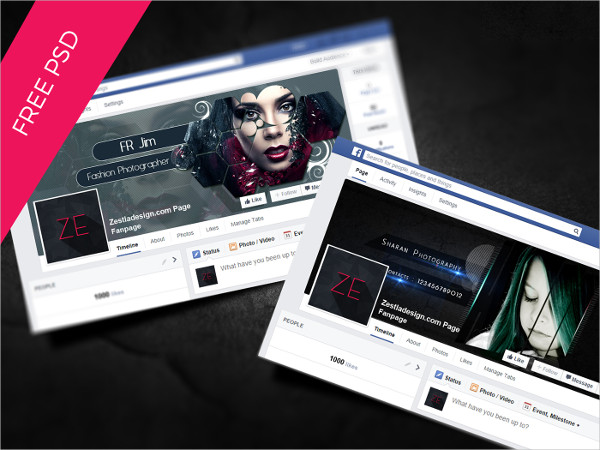 Free Business Facebook Cover