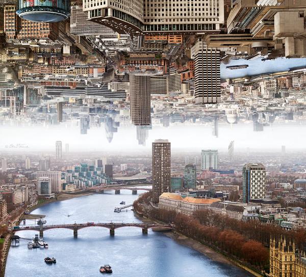 London Double Landscape Photography