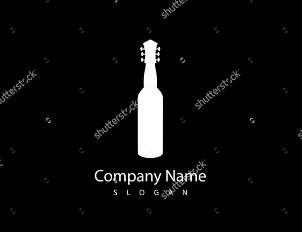 Wine Guitar Logo