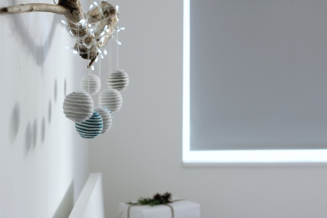 garland for above the bed. Handmade decor by Prinku | Creative Wife & Joyful Worker