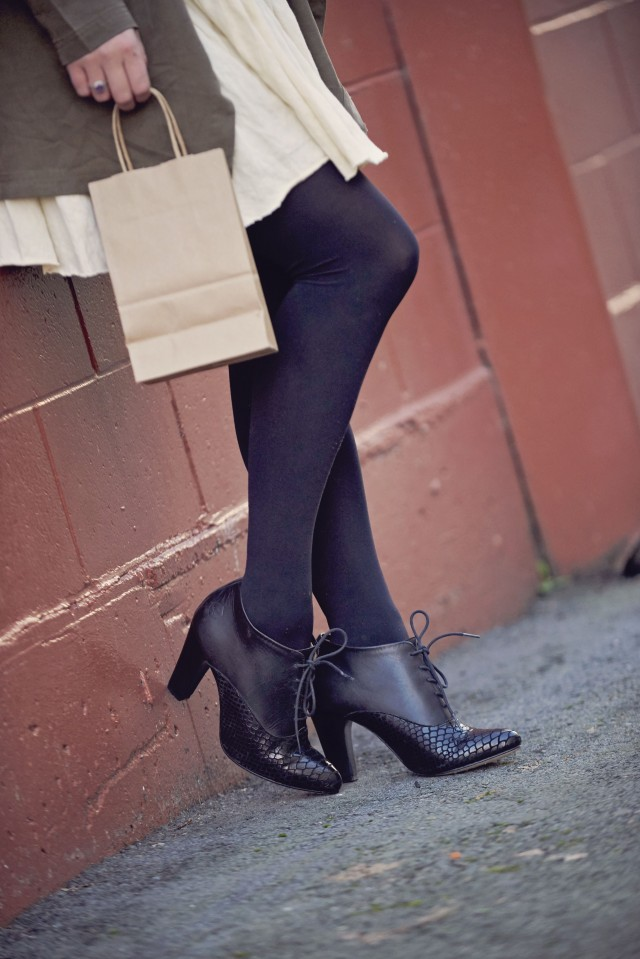 Wish list: Poppy Barley lace up booties