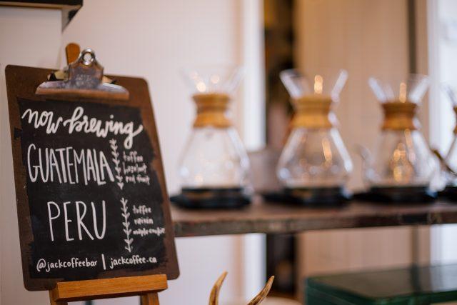 Jack Coffee Bar Abbotsford
