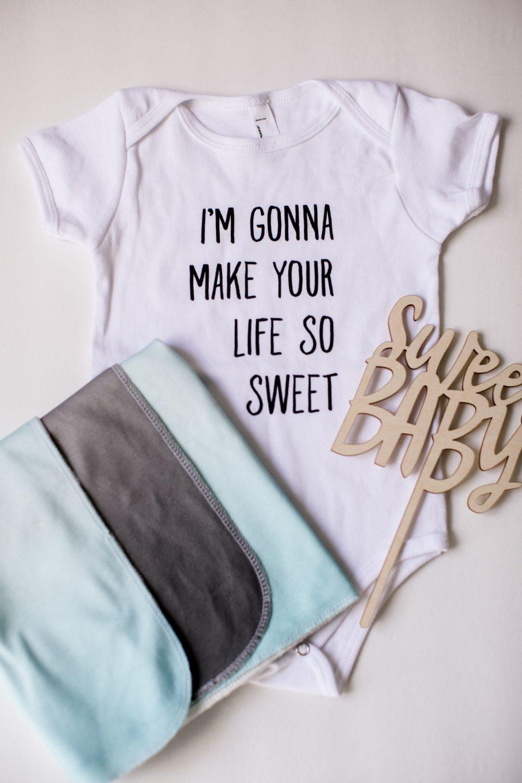 Icecream Themed Sweet Baby Shower