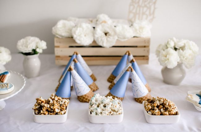 Icecream Themed Sweet Baby Shower