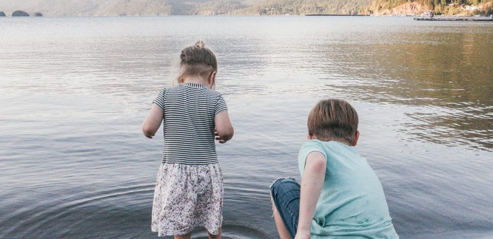 Harrison Lake Family Vacation