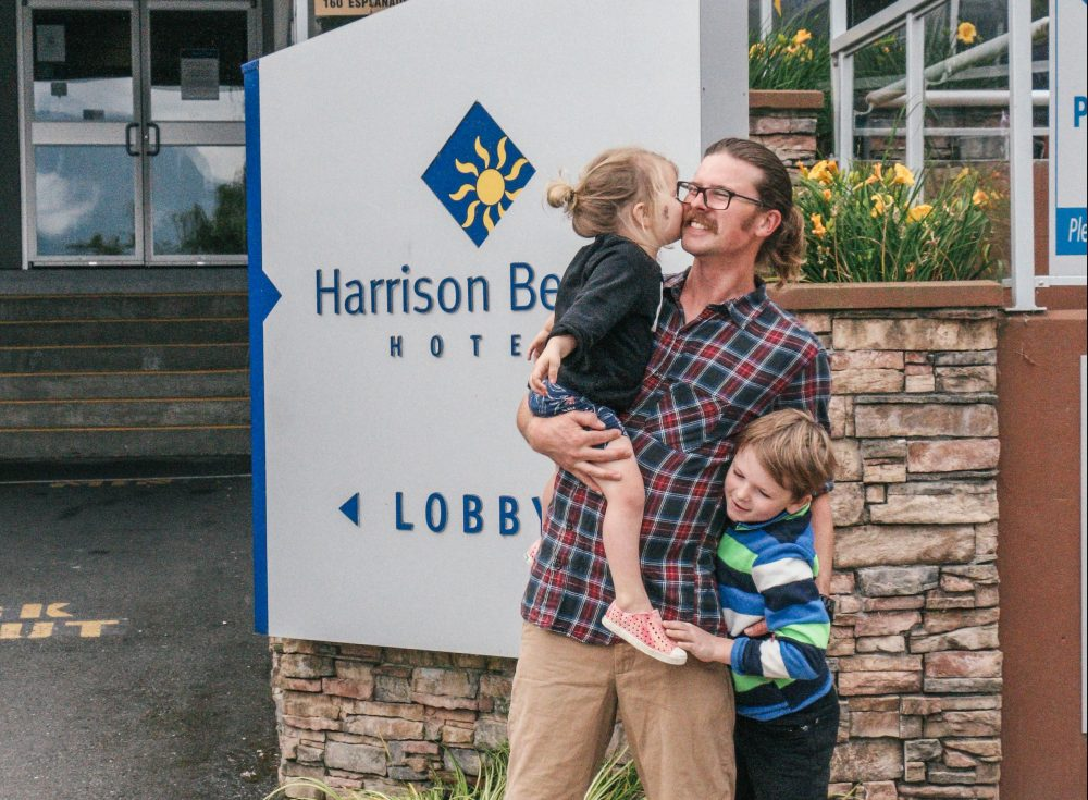 Harrison Beach Hotel at Harrison Hot Springs
