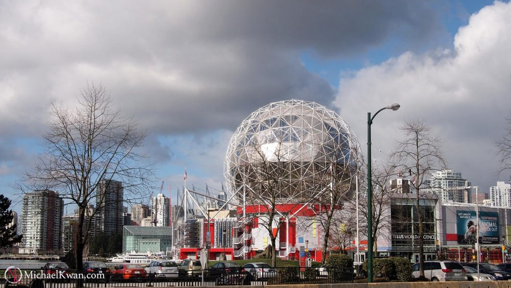 Science World Vancouver | 5 Family Friendly Places in Vancouver