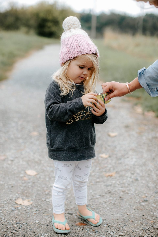 Knitted Toque by Wild Child Designs