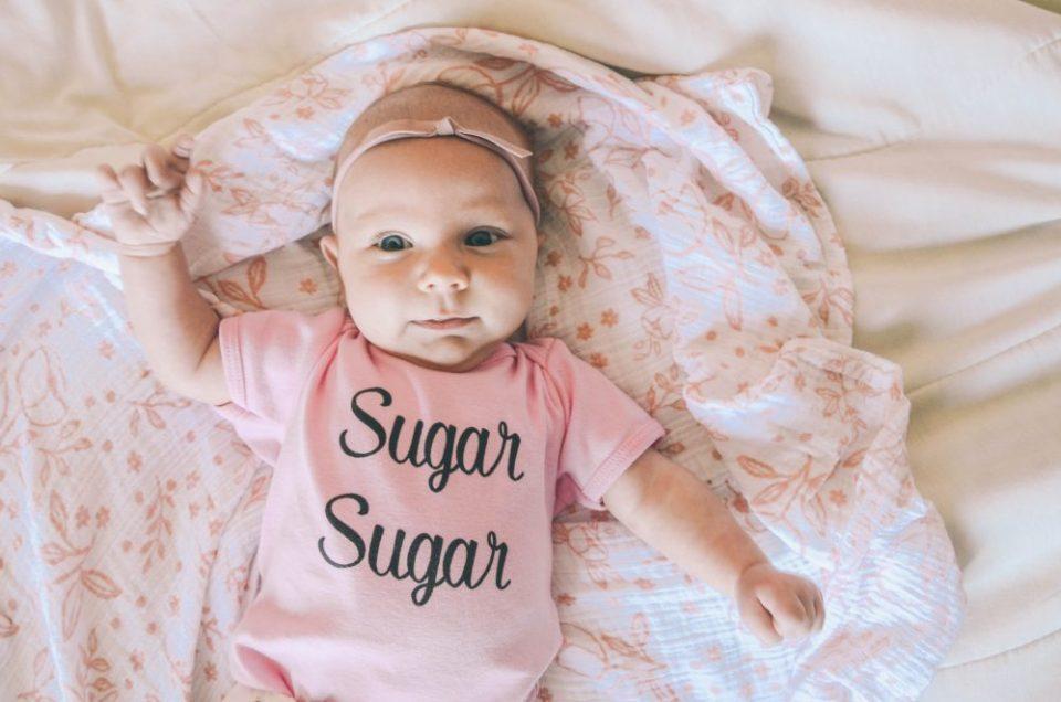 Sugar Sugar Tee | Childrens Apparel company The Sweet Life Apparel #kidsootd #fashion #ministyle