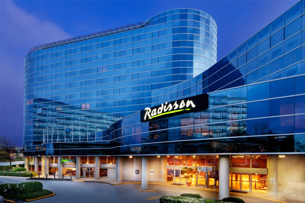 Radisson Hotel Vancouver | 5 Family Friendly Places in Vancouver