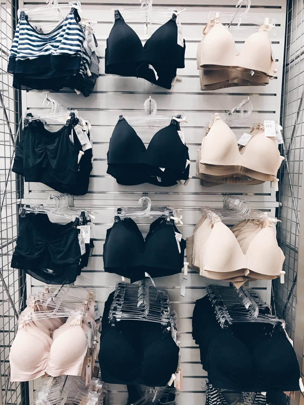 Baby Gift Registry Tips   Selection of Maternity Bras at Buy Buy Baby Langley, BC