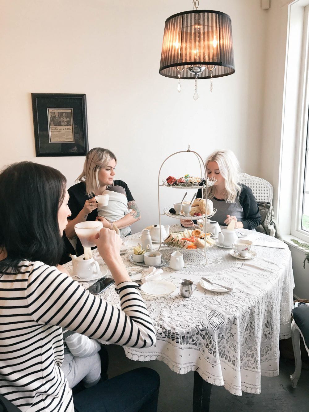 High Tea at Tracycakes Bakery Cafe | Fraser Valley
