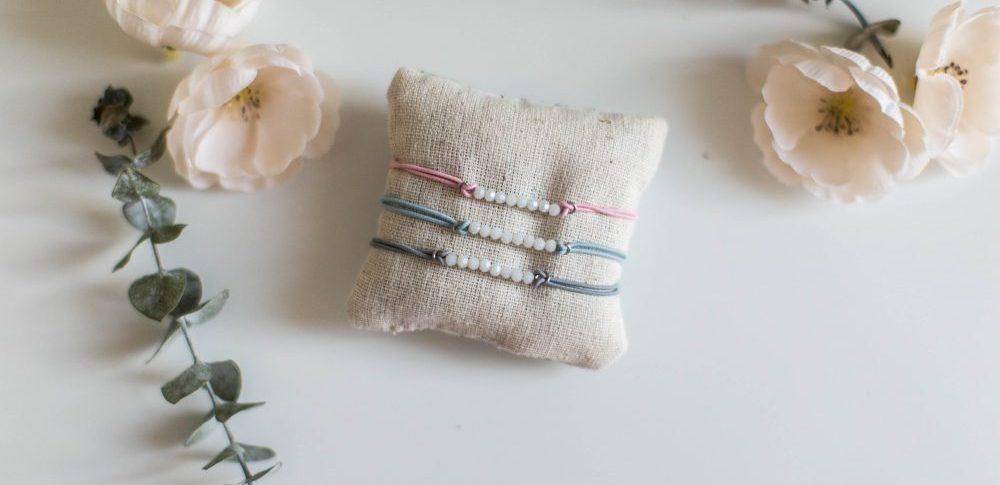 DearLovesCo Nursing Bracelets for New Moms   Mom and Baby Style   Stylish Mother