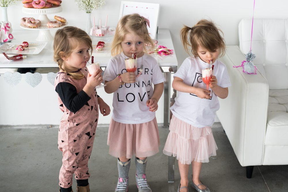 Kids Valentines Day Party | Decor and Recipe Ideas and Free Printable