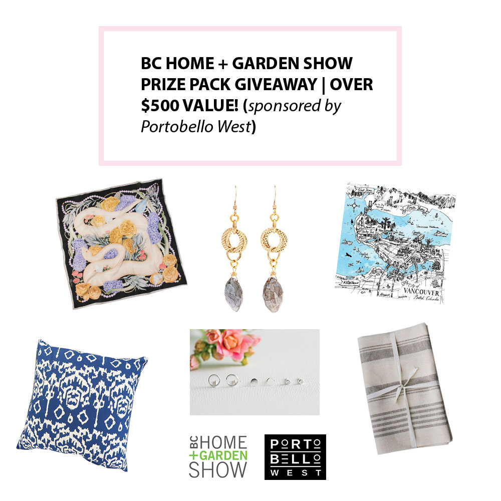 Home And Garden Show | Giveaway