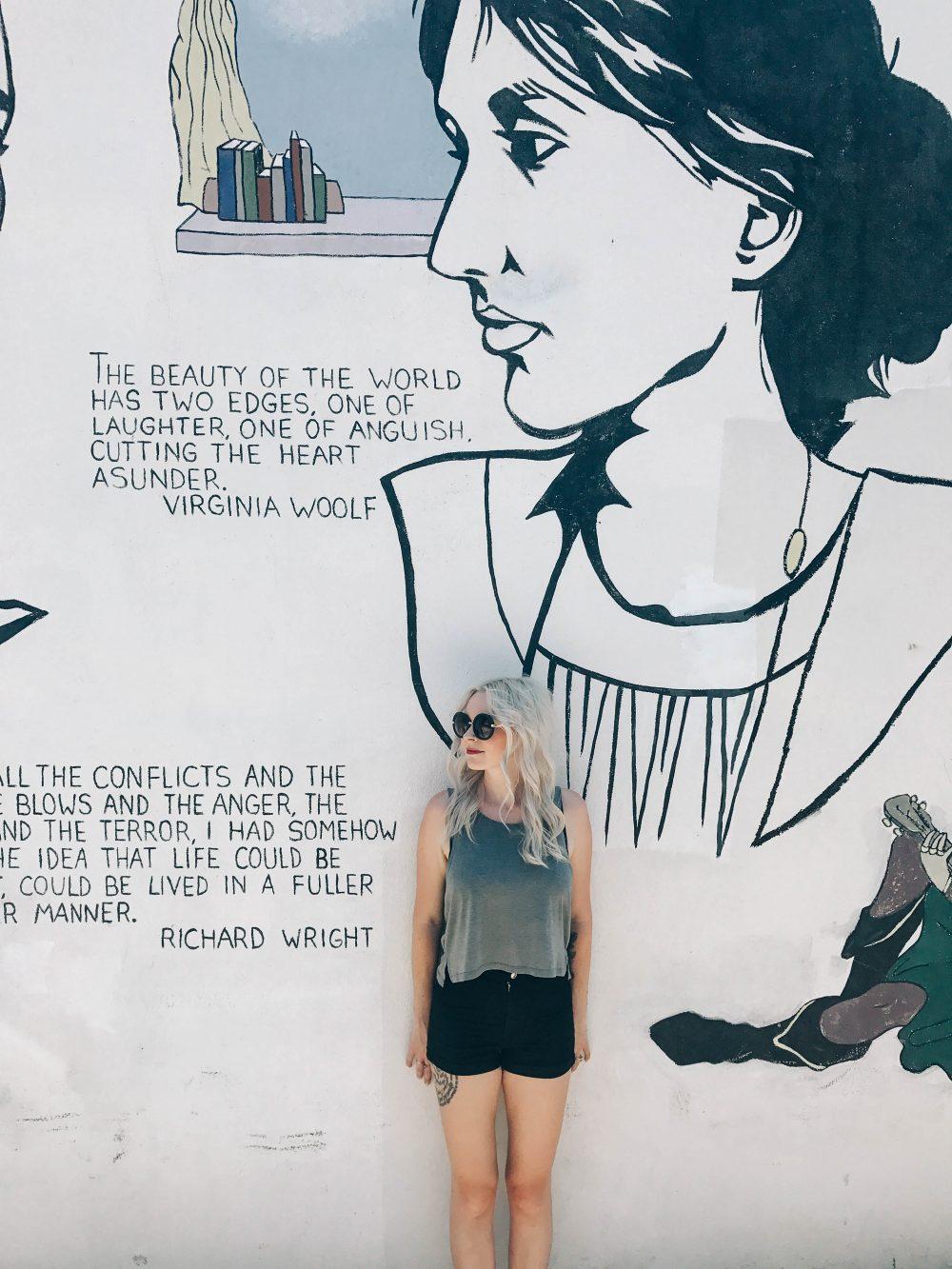 10 Murals in Portland