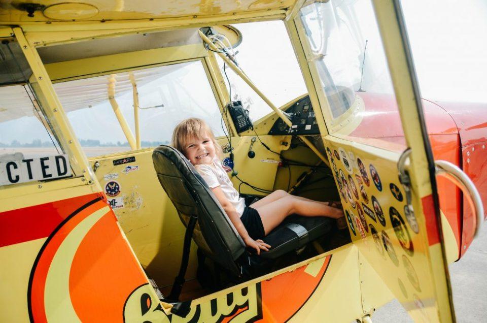 Jelly Belly Airplane | Abbotsford International Airshow Media Flight