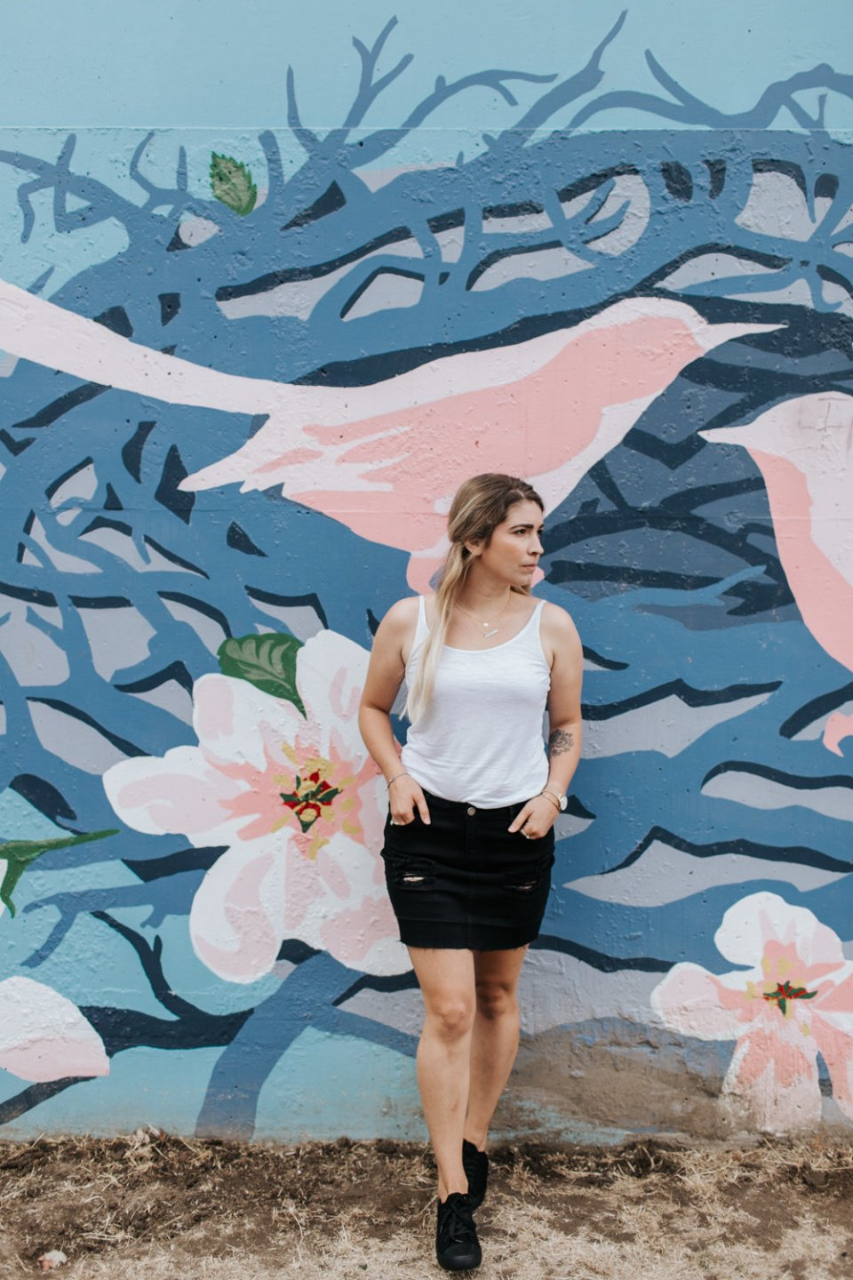 15 Murals in Vanvouver, British Columbia | Strathcona and Main Street Murals