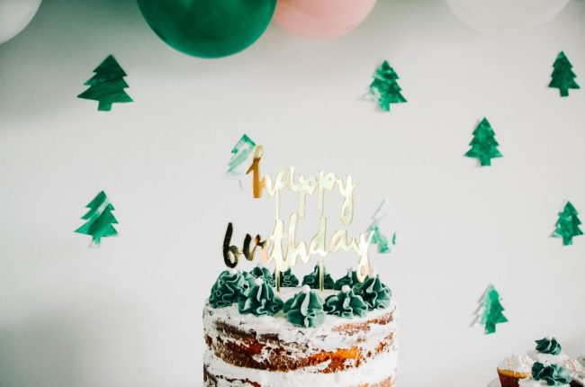 Woodlane FOURest (Forest) Themed Birthday Party   Simple DIY Decor Ideas and Party Inspiration