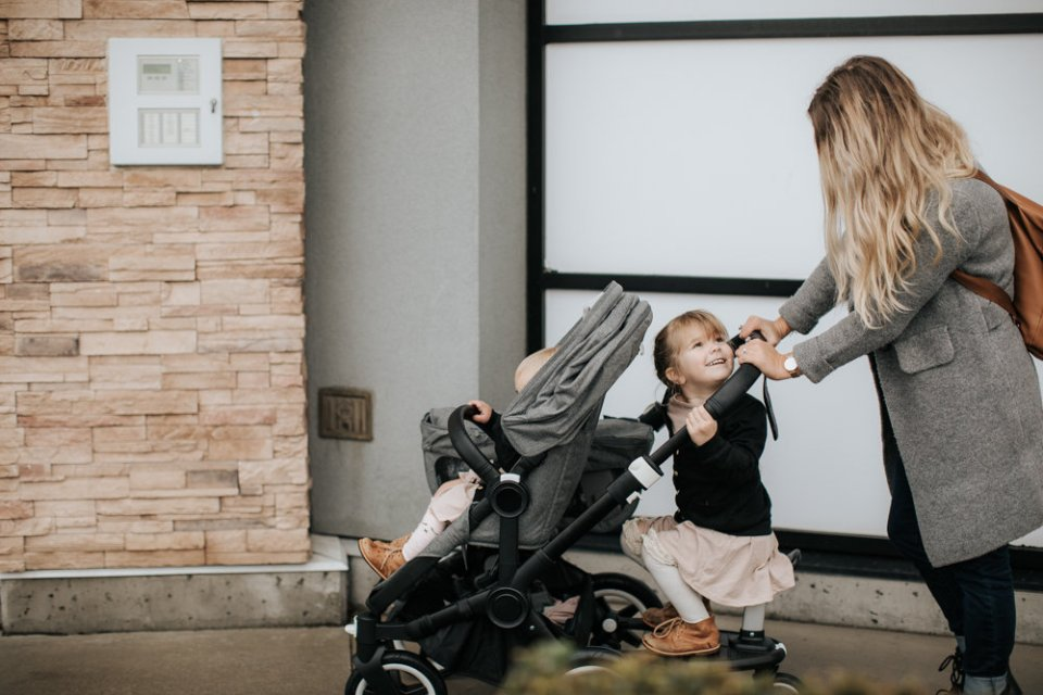 Single and Double Stroller Review   Bugaboo Donkey2 // View More: http://juliechristinephotos.pass.us/bugaboo