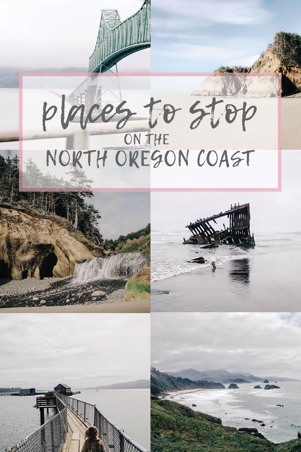 Top 8 Places to Stop on the North Oregon Coast