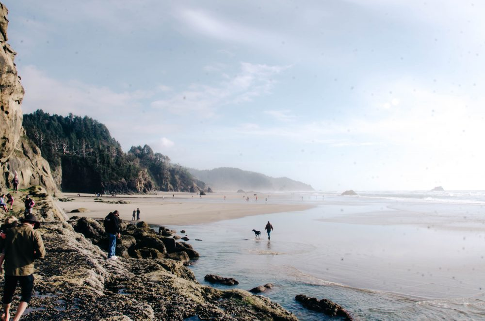 Hug Point State Recreation Park | The North Oregon Coast (302 of 307)