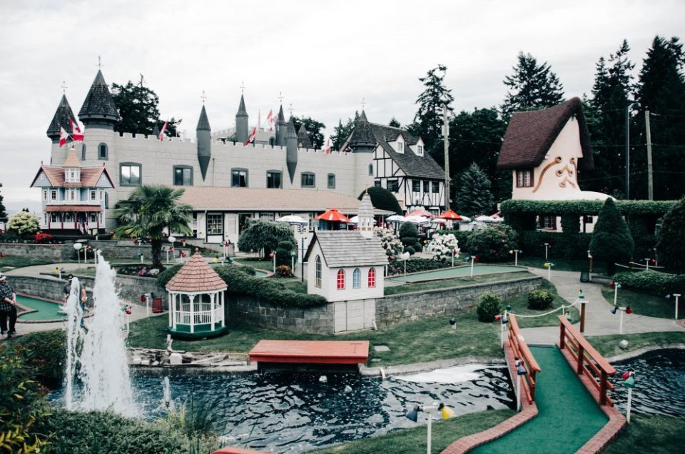 Things to do in Parksville Qualicum Beach   Paradise Fun Park