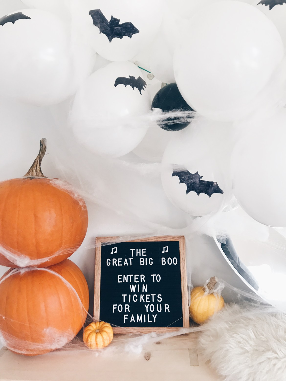 The Great Big Boo Family Entertainment | Enter to win a family pack of tickets