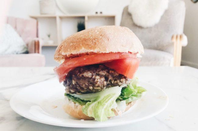 How to make hamburger patties