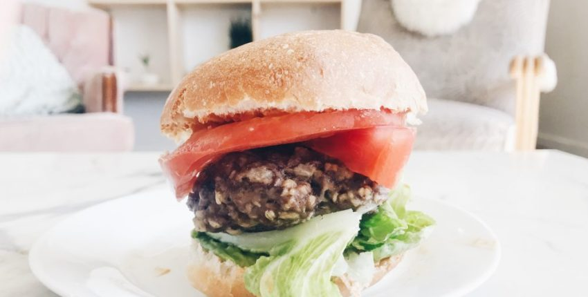 How to make hamburger patties