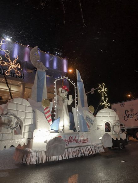 SnowFlake Lane: Downtown Bellevue's Holiday Event