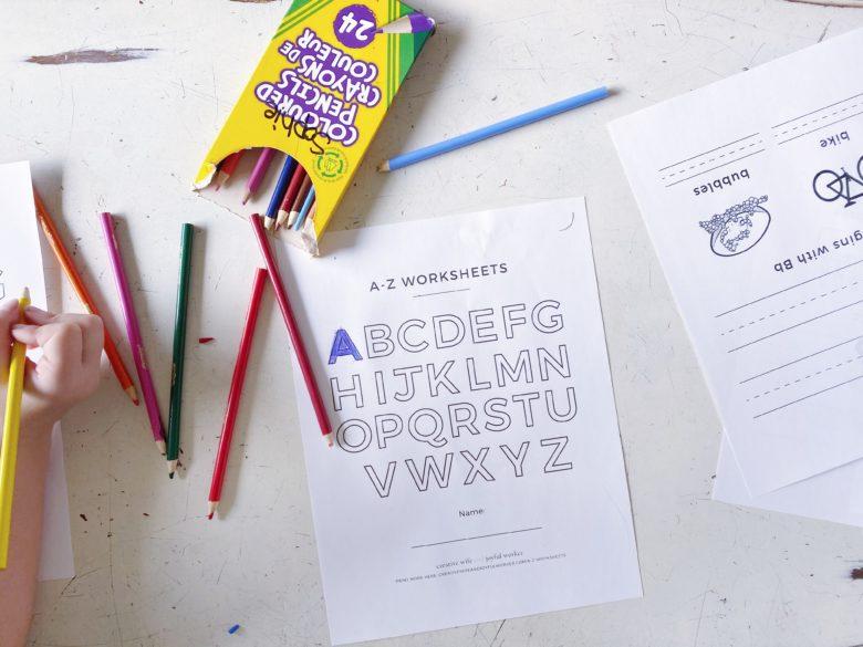 Alphabet Worksheets Free Printable Download for kids.JPG