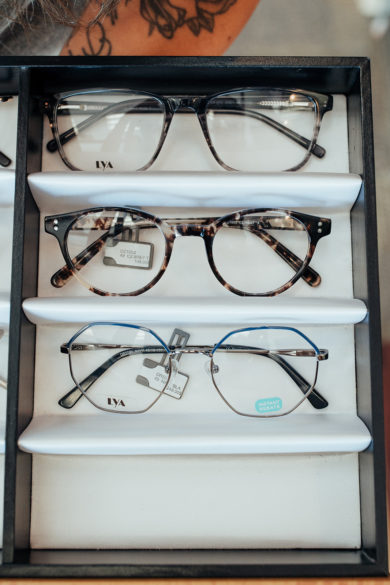 LYA IRIS Eyewear brand