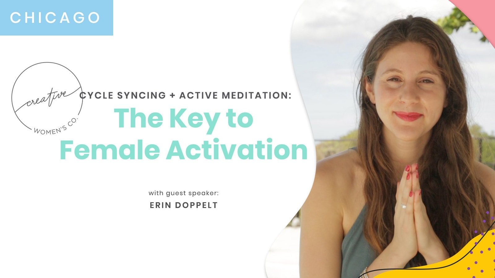 Chicago The Key To Female Activation