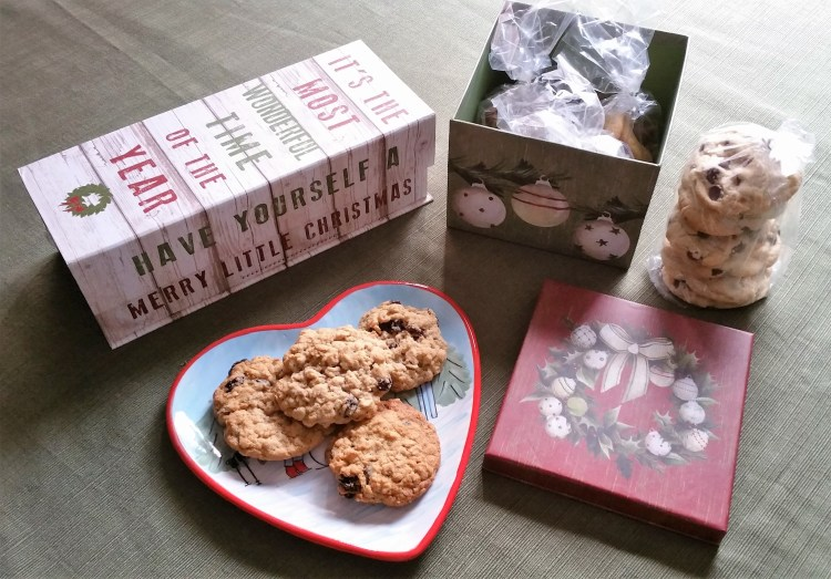 cookies gift boxes barter