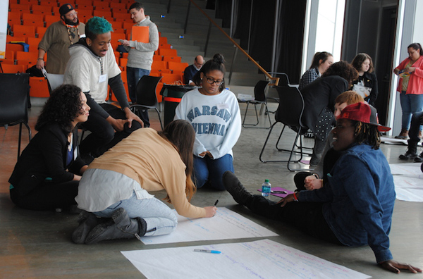 MassCreative's Youth Arts Action Initiative