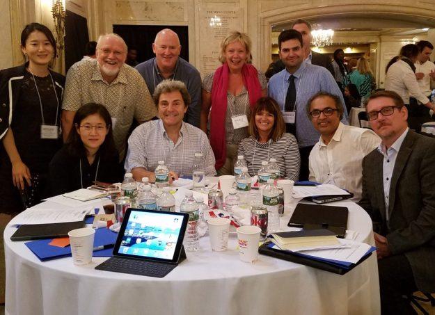 International CYD Leaders at National Stakeholders Meeting