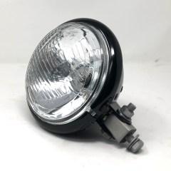 Petit phare Bates modèle noir