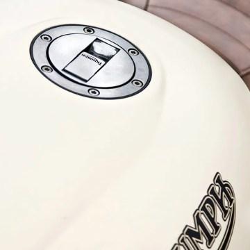 Kit WHITE ENGLISH pour TRIUMPH Speed triple 1050 2005/2007