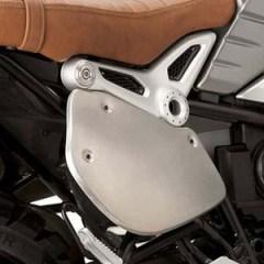 Stickers déco numéro pour plaques latérales Puig pour BMW Nine T