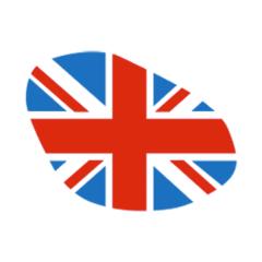 Sticker de phare «Union Jack» Couleurs pour Triumph Speed / Street Triple 2018